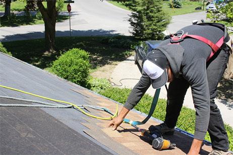 Brookfield roofing contractors.